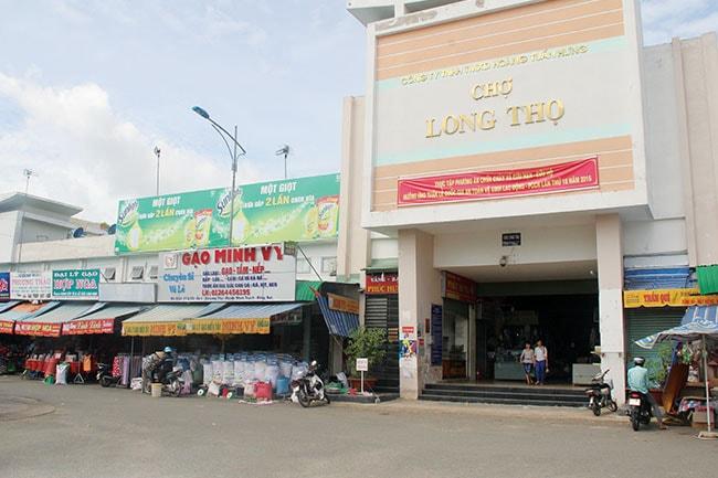 Chợ Long Thọ